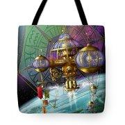 Bubble Telescope Tote Bag