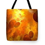 Bubbles 137-02-13 Marucii Tote Bag