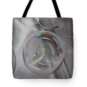 Bubbles In The Sink Tote Bag