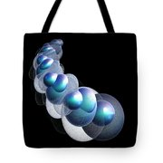 Bubbles On The Rhosddu Road Tote Bag