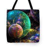 Bubbles Upon Bubbles Tote Bag