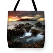 Bubbling Cauldron Tote Bag