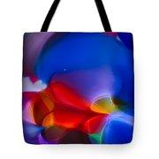 Bubbling Tote Bag