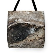 Bubbling Spring In Upper Geyser Basin Tote Bag