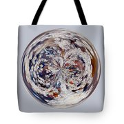 Bubbly Orb Tote Bag