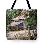 Buck Ranch Barn Tote Bag