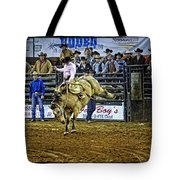 Bucked Out Tote Bag