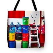 Buckets Of Color Tote Bag