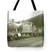 Buckfastleigh Shed Tote Bag
