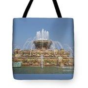 Buckingham Fountain - Chicago Tote Bag
