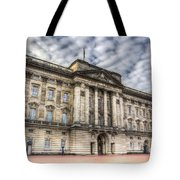 Buckingham Palace Tote Bag