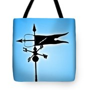 Bucksport Weathervane Tote Bag