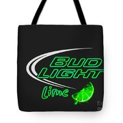 Bud Light Lime 2 Tote Bag