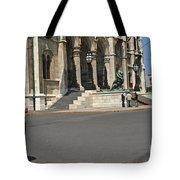 Parliament Budapest Tote Bag