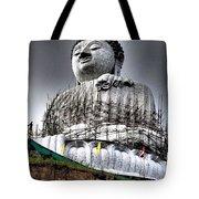 Buddha Aura Tote Bag