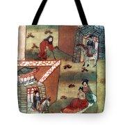 Buddha Prince Siddhartha Tote Bag