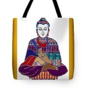 Buddha Spirit Humanity Buy Faa Print Products Or Down Load For Self Printing Navin Joshi Rights Mana Tote Bag