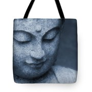Buddha Statue Tote Bag by Dan Sproul