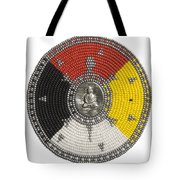 Buddha Turtle Tote Bag