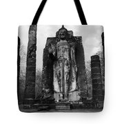 Buddha Wat Sri Chum Thailand 2 Tote Bag