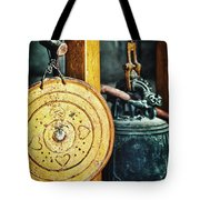 Buddhist Gong Tote Bag