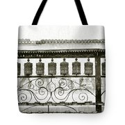 Buddhist Prayer Wheels Tote Bag