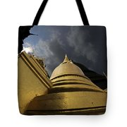 Buddhist Temple In Bangkok Thailand Buddhism  Tote Bag