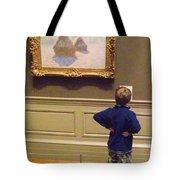 Budding Art Enthusiast Tote Bag