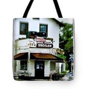 Bud's Broiler - Frame Tote Bag