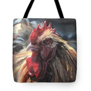 Buff Orpington Cockerel Tote Bag