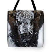 Buffalo #0057 Tote Bag