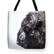 Buffalo   #0164 Tote Bag