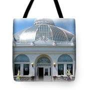 Buffalo And Erie County Botanical Gardens At Eastertime Tote Bag