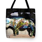Buffalo Art Tote Bag