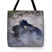 Buffalo Bath   #7218 Tote Bag