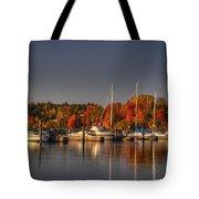 Buffalo Bay Marina 1 Tote Bag