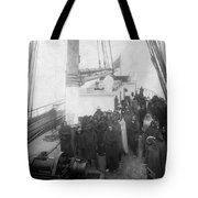 Buffalo Bill Performers Tote Bag