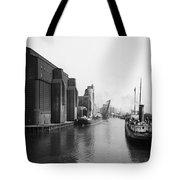 Buffalo Canal Harbor Tote Bag