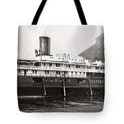 Buffalo Docks, C1909 Tote Bag