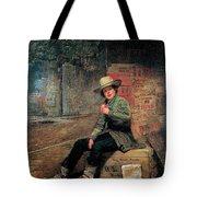 Buffalo Newsboy Tote Bag