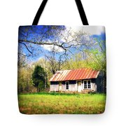 Buffalo River Homestead Tote Bag by Marty Koch