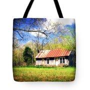 Buffalo River Homestead Tote Bag