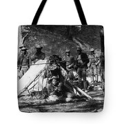 Buffalo Soldiers Tote Bag