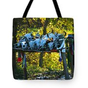 Buffalo Spiritual Grounds Tote Bag
