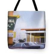 Buffet Lunch 1.85 Tote Bag