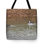 Buffleheads 3 Tote Bag