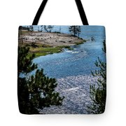 Buffs On River Tote Bag