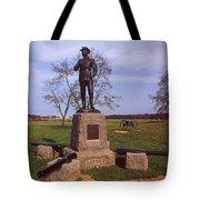 Buford At Gettysburg Tote Bag