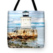 Bug Light Study Tote Bag