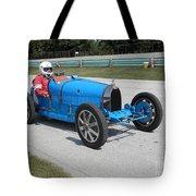 Bugatti Type 35 Racer Tote Bag